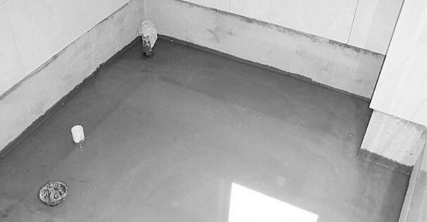 宜宾新房装修-卫生间防水做法